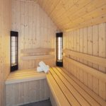 villa 111 - sauna