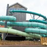 zwemparadijs - glijbanen